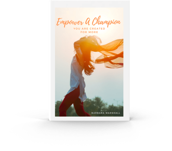 Empower A Champion New Book