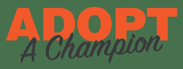 Adopt A Champion