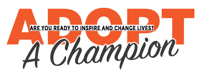 Are you ready to inspire and change lives?