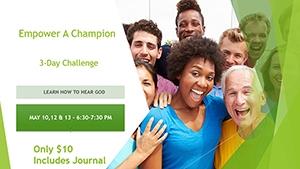 Empower A Champion 3-Day Challenge